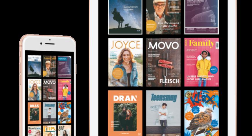 SCM Bundes-Verlag:  Wegen Corona – gratis christliche Zeitschriften