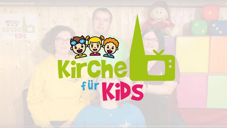 Online Gottesdienst für Kids